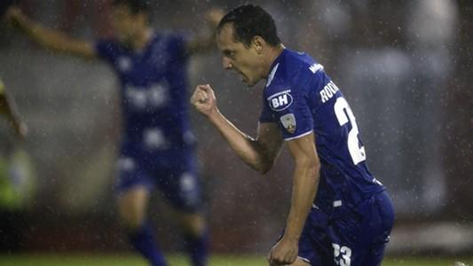 AFP Rodriguinho Huracan Cruzeiro Copa Libertadores 2019