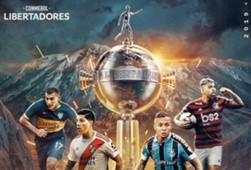 Semifinais Libertadores