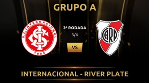 Internacional vs River Plate