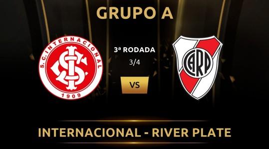 Internacional vs River Plate