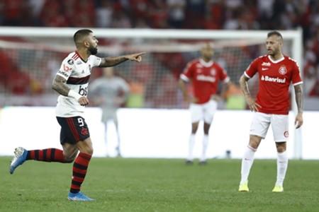 AFP Internacional Flamengo Copa Libertadores 2019