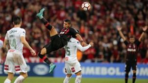AFP Atletico Paranense Fluminense Copa CONMEBOL Sudamericana 07112018