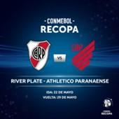 Recopa Sudamericana River Plate Athletico Paranaense