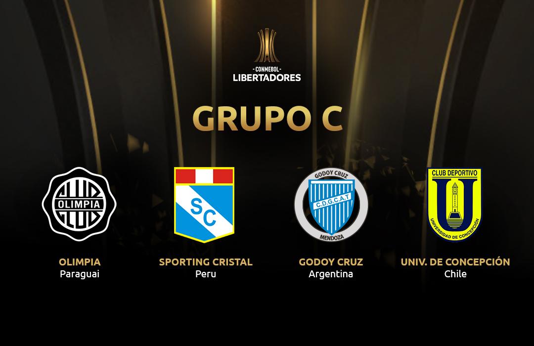 Grupo C - Libertadores