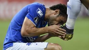 AFP Fred Cruzeiro Huracán Copa Libertadores 2019