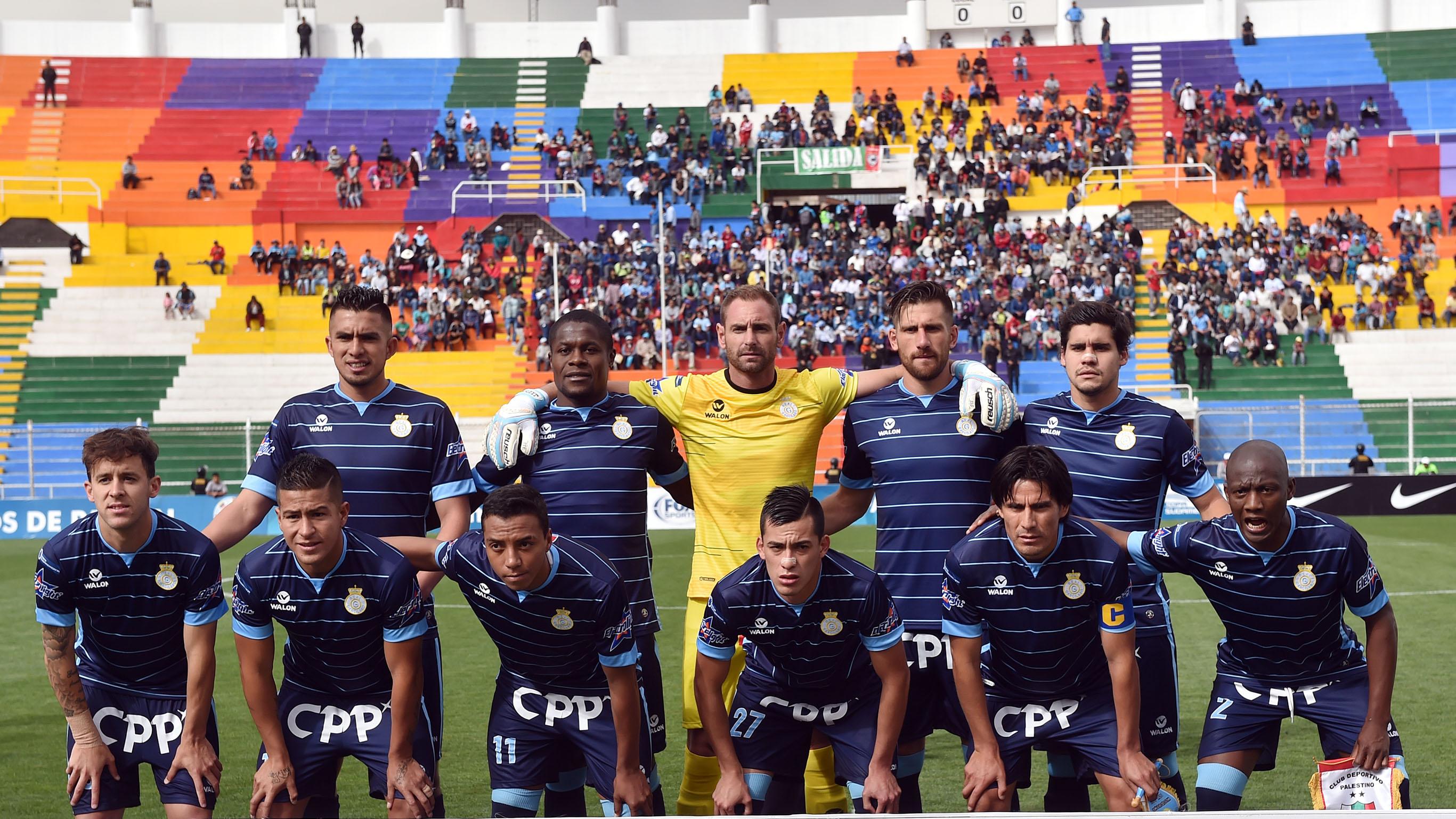 AFP Real Garcilaso CONMEBOL Libertadores 2013