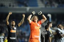 Cássio - Racing x Corinthians