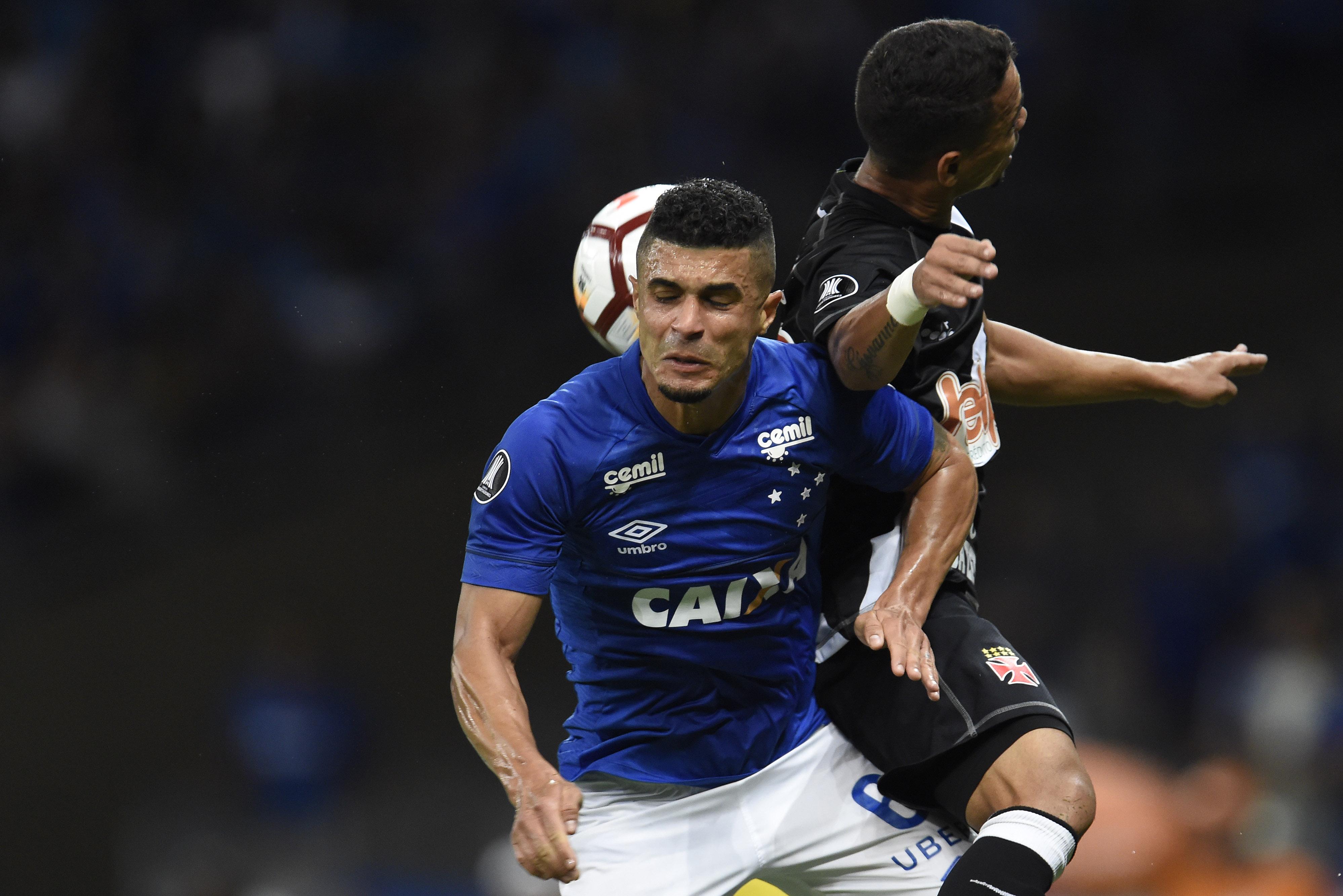 Egidio Cruzeiro Copa Libertadores