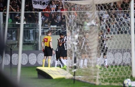 Atlético-MG 1x0 Botafogo