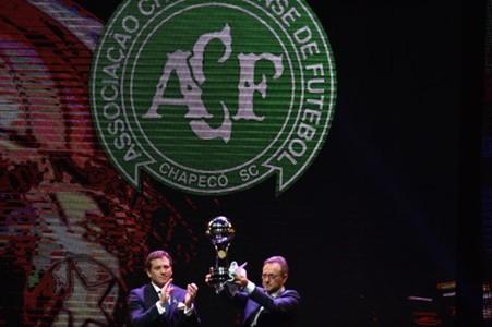 AFP Chapecoense Sul-Americana 2016