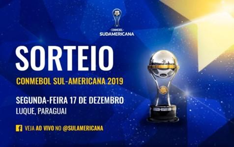Sorteio - Sul-Americana