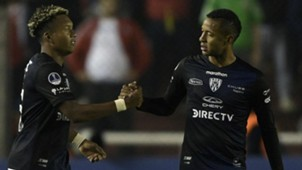 Independiente del Valle semifinalista