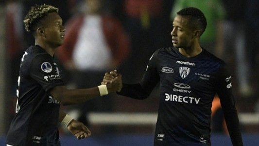 Independiente del Valle semifinalista