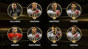 Campeones River Copa Libertadores