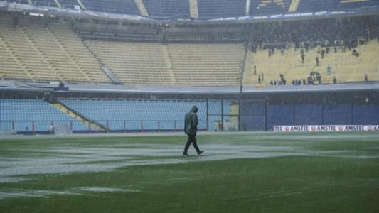 AFP Bombonera Copa Libertadores 2018 Boca River