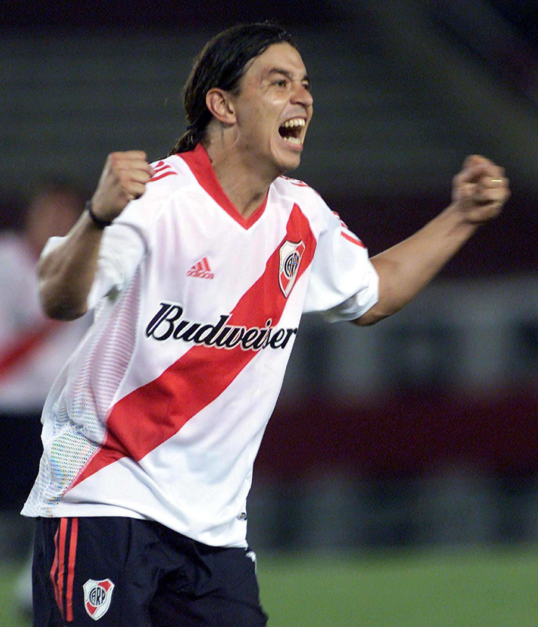 AFP Marcelo Gallardo River Plate