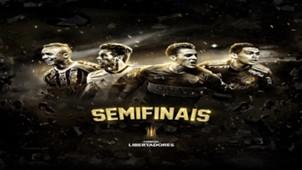 Semifinais da Copa Libertadores