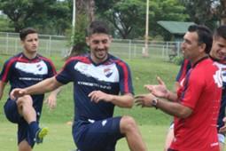 CONMEBOL Libertadores Cristian Erbes Club Nacional de Parguay
