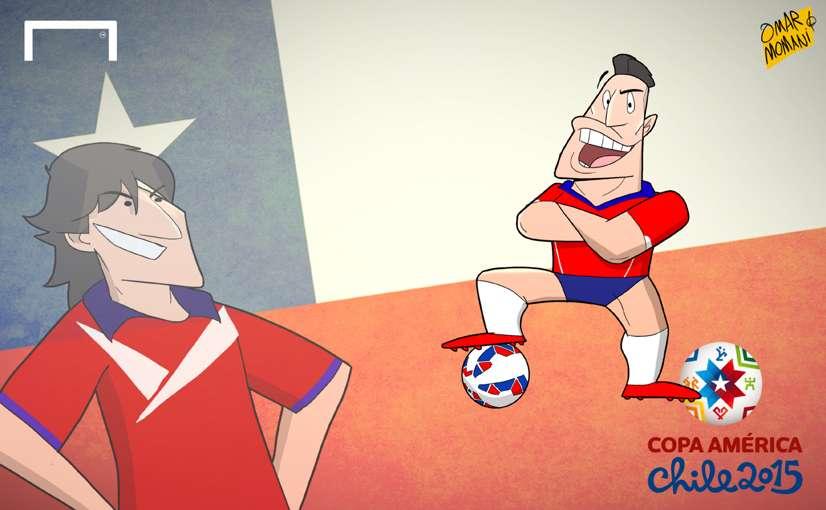 Alexis Copa cartoon