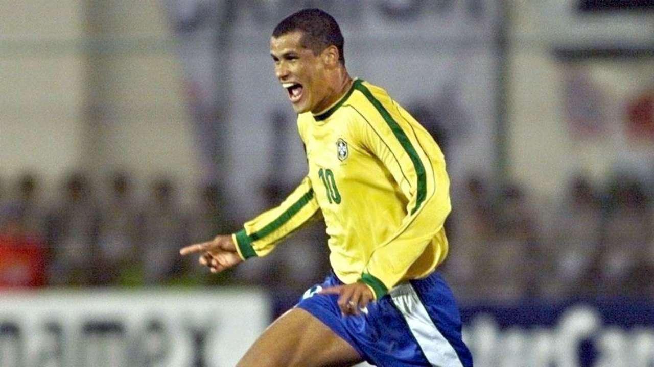 Rivaldo Brazil Copa America 1999