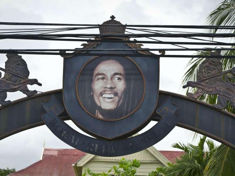 Bob Marley El Simbolo Jamaiquino Que Amo Y Murio Por El Futbol