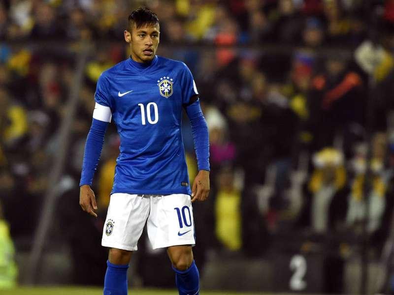 Brésil, Neymar suspendu jusqu'à la fin de la Copa America !
