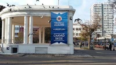 Concepción será sede del encuentro de cuartos de final entre Brasil y Paraguay, de un cruce por semifinales y del choque por el tercer puesto