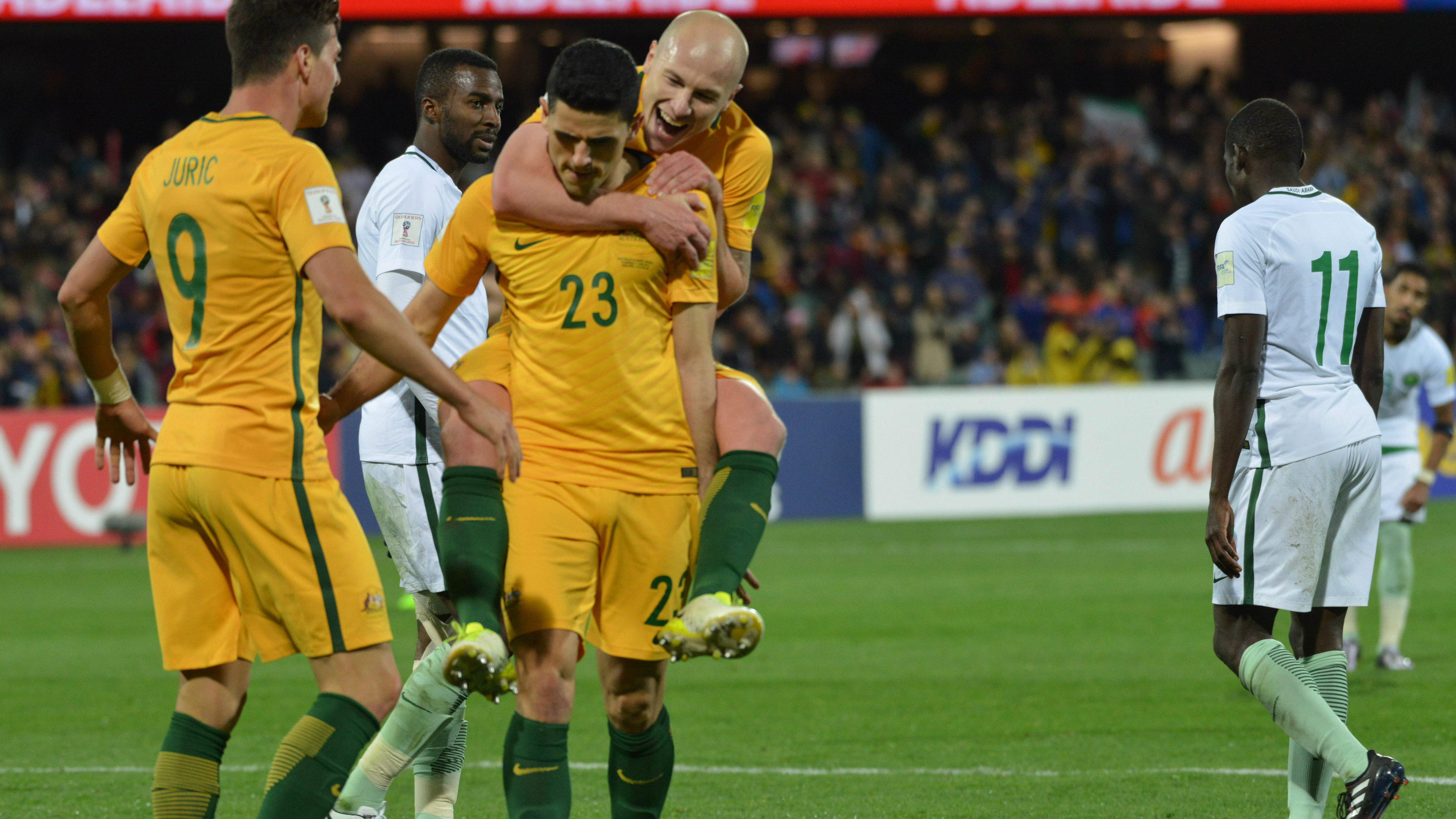 Luongo gets Australia call for vital Syria games