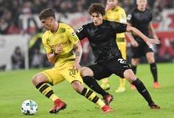 Stuttgart Dortmund Philipp Pavard