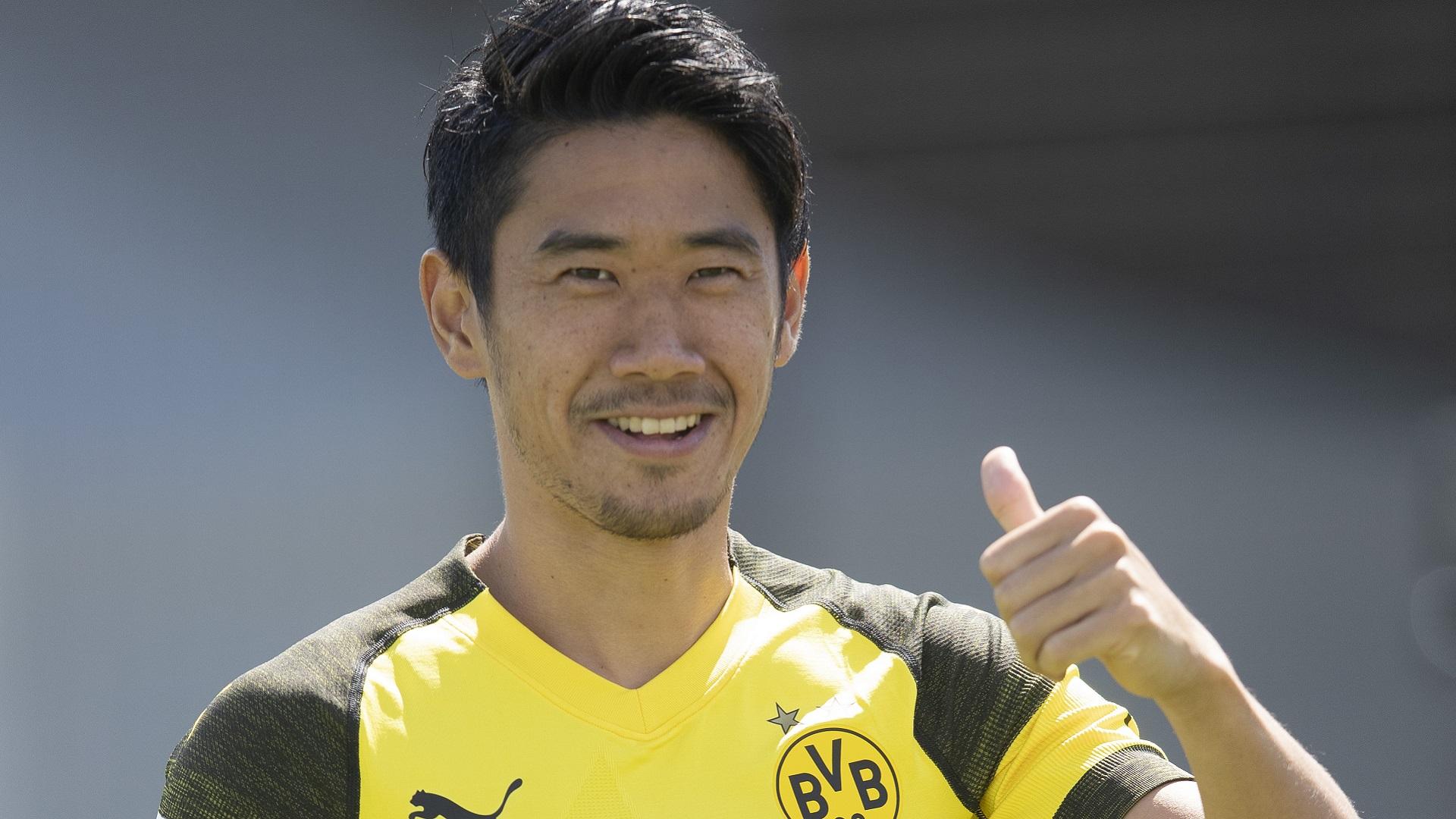 2018-08-12 Kagawa Dortmund
