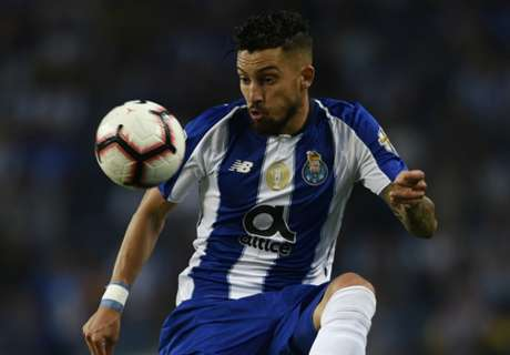 Atletico Madrid close on deal for Porto's Telles