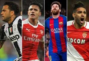 Latinos XI temporada 2016-17
