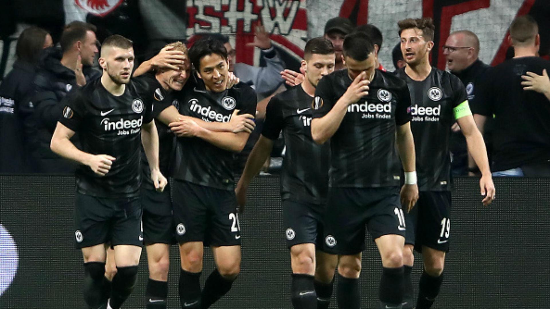 EL : L'exploit pour Francfort, Chelsea et Arsenal en patron