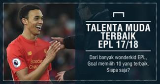Trent Alexander-Arnold, Timothy Fosu-Mensah, & Talenta Muda Terbaik Liga Primer Inggris 2017/18