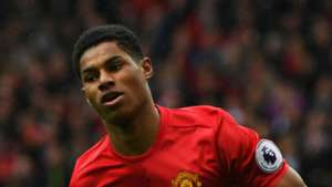 Marcus Rashford Manchester United Europa League