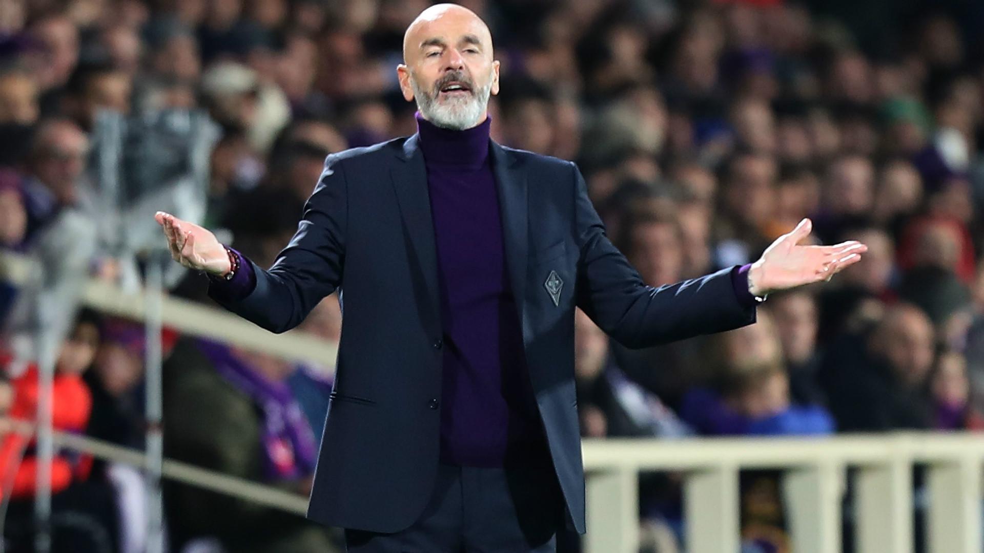 Stefano Pioli Fiorentina Juventus
