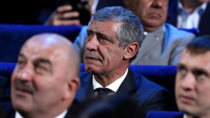 Fernando Santos FIFA World Cup 2018 draw