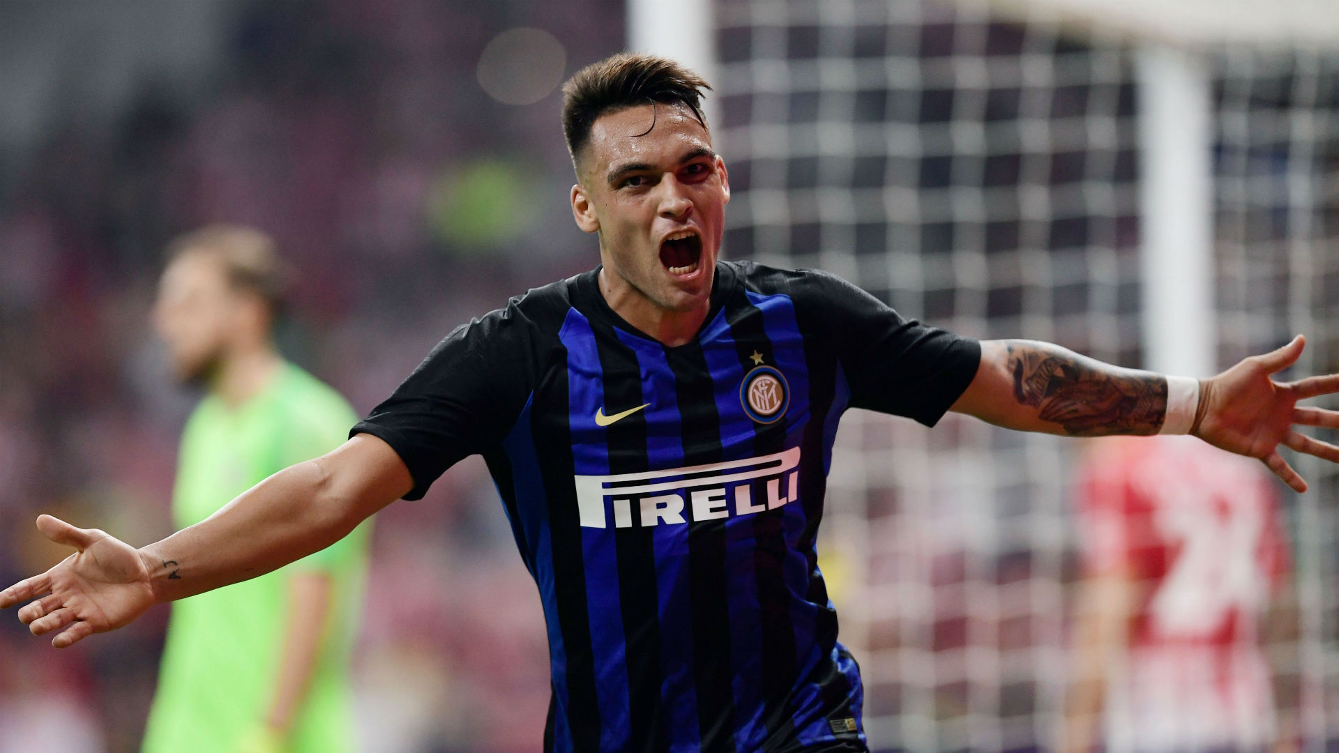 Lautaro Martínez is the ideal partner of Icardi in the Inter