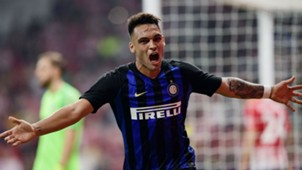 Lautaro Martinez Inter Atletico Madrid ICC