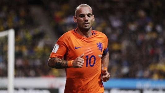 Wesley Sneijder Netherlands 07102016