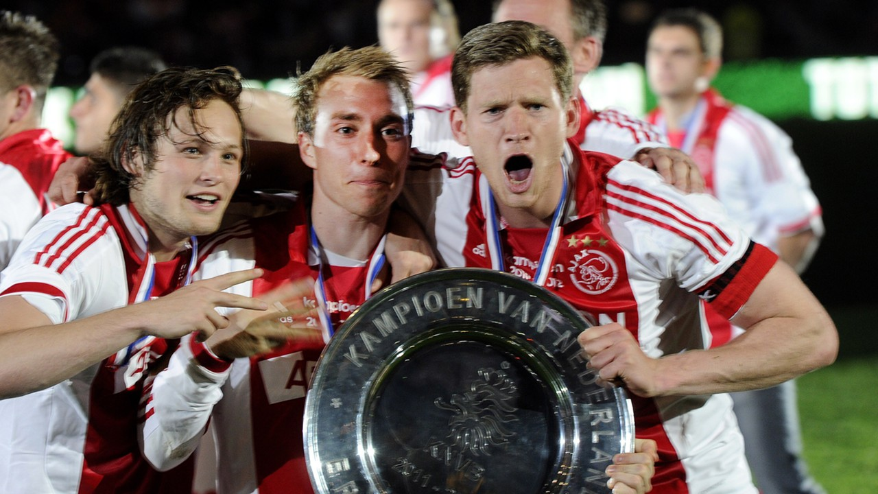 Image result for ajax amsterdam champion