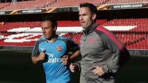 Santi Cazorla Arsenal