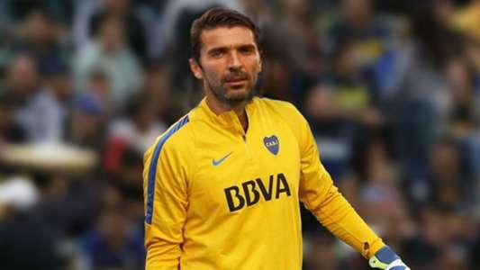 Ginluigi Buffon Boca Juniors