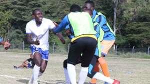 Stephen Waruru of Ulinzi Stars v Sofapaka.