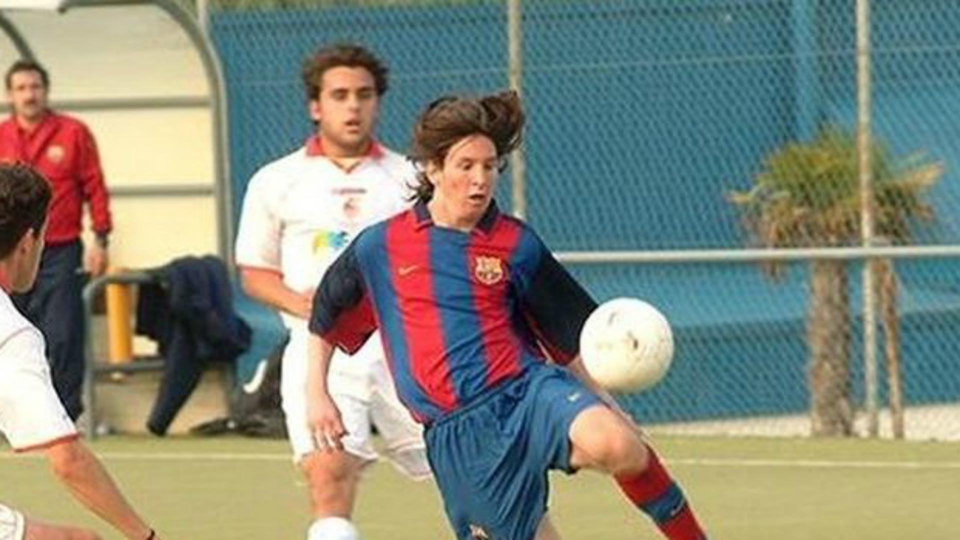 Messi Masia