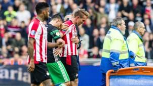 Luuk de Jong, PSV - Feyenoord, Eredivisie 09172017