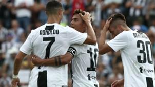 Cristiano Ronaldo Dybala Juventus