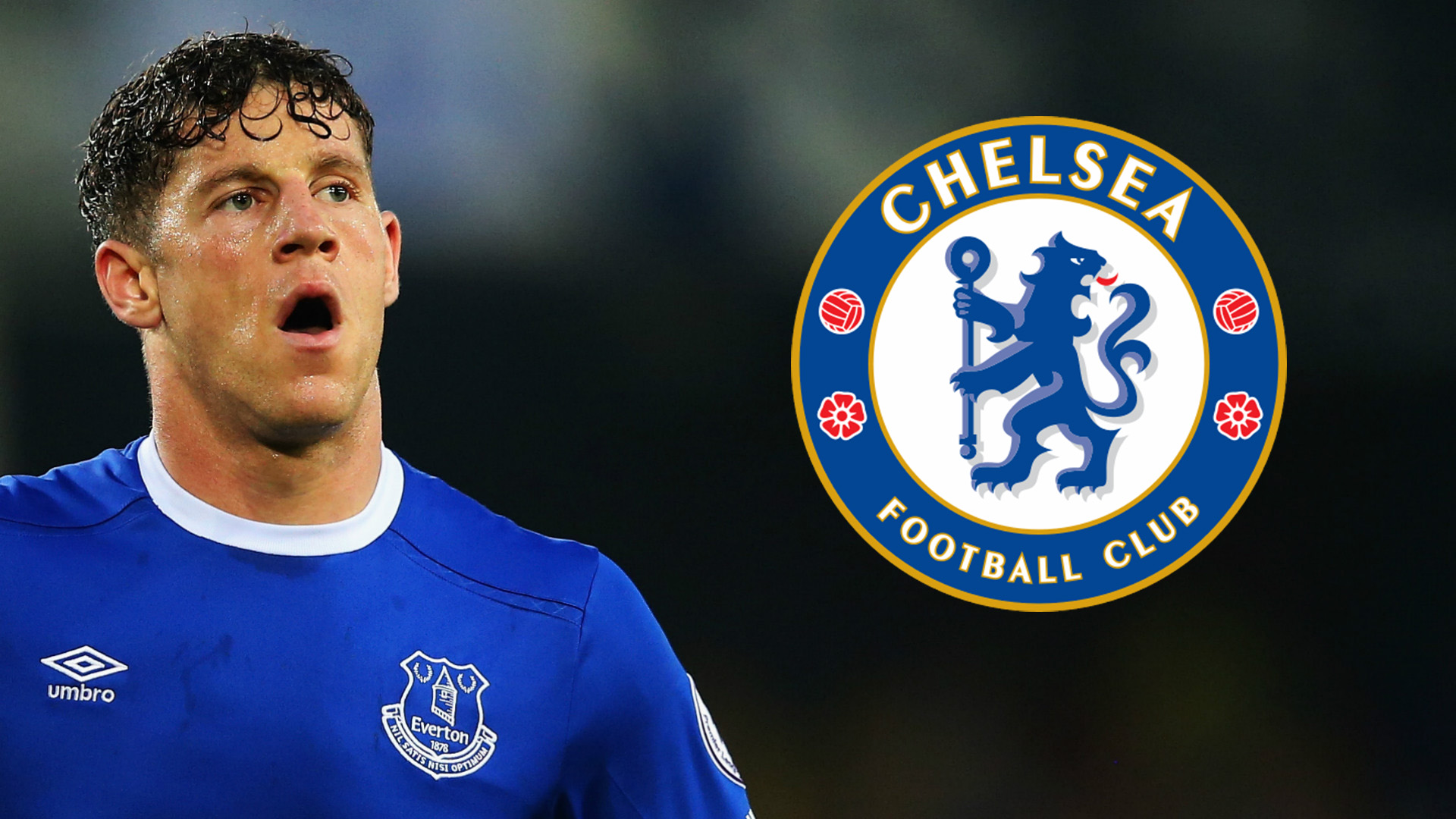 Chelsea close in on £15m deal for Everton midfielder Ross Barkley