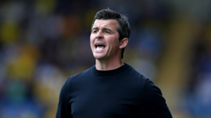 Joey Barton Fleetwood Town League One