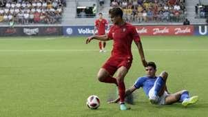 Joao Filipe Jota Portugal U19 European Championship Final Italy U19